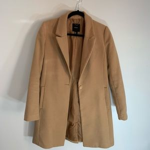 Forever 21🎗2 for $40 +Free Shipping Camel Coat